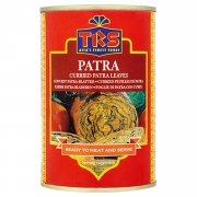 Plat indien légumes Patra curried 400g