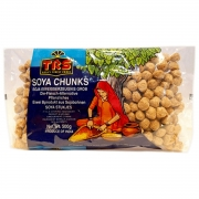 Soya chunks Indian proteins 500g