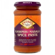 Indian curry paste Kashmiri masala very spicy 250ml