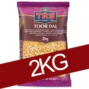 Indian lentils Toor Dal Wholesale 2KG