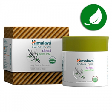 Chest balm organic Himalaya 50ml
