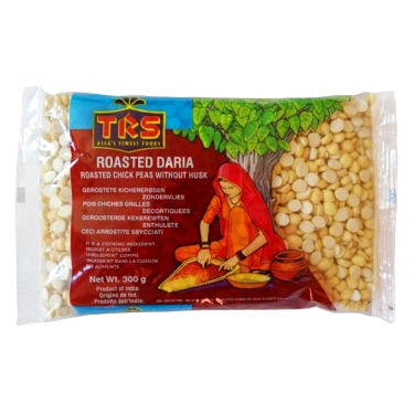 Pois chiches grillés indiens Chana dal 300g