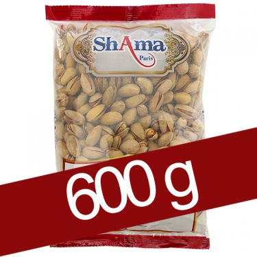 Pistachio roasted and salted Wholesale 0.6KG
