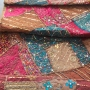 Indian wall hanging Patchwork light brown