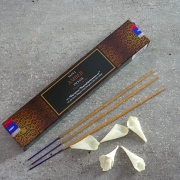 Indian Incense sticks Satya Amber 15g
