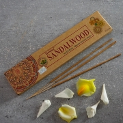 Indian Incense sticks Goloka Sandalwood 15g