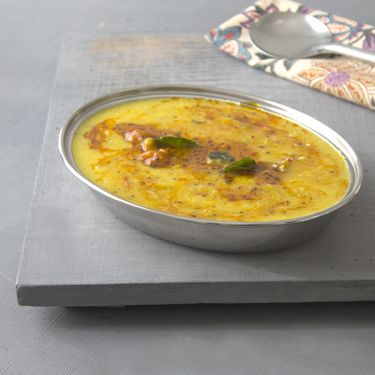 Indian serving Daal plate L20