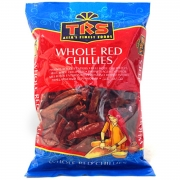 Indian whole red chillies 150g
