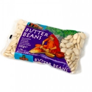 Butter beans for Indian cooking 0.5kg