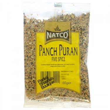 Panch puran 5 spices