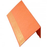 Mail orange traditional envelope