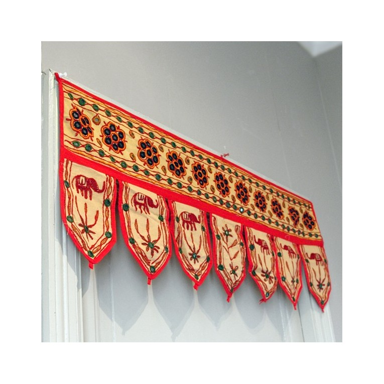 Ornements indiens pour porte objets pour la maison par for Decoration porte indienne