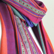 Indian colorful stole
