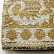 Carpet for picnic Indian Chatai light brown