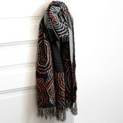 Indian ethnic 100% woolen stole