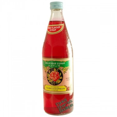 Rooh Afza Indian rose syrup bottle 800ml