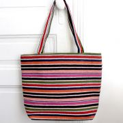 Dhari natural Indian colorful bag