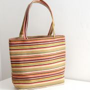 Dhari natural Indian bag yellow and brown
