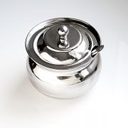Ghee dani Stainless steel pot Ø10