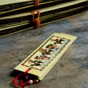 Bookmark Indian small Travel
