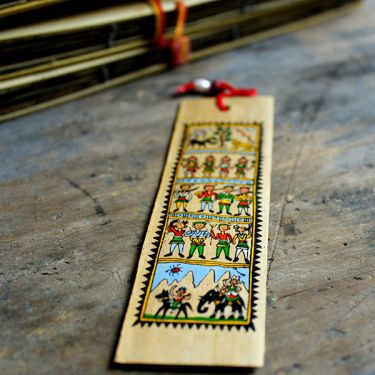 Bookmark Indian small Arts