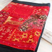 Indian handicraft wall hanging red