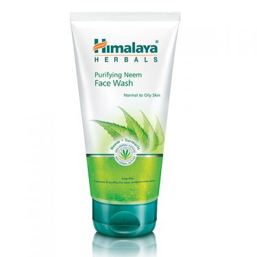 Purifying face gel Soap-free Neem Himalaya