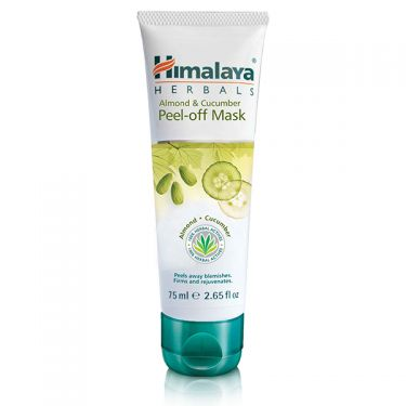 Peel-off mask cucumber and almond Himalaya