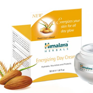 Energizing day cream for face Himalaya