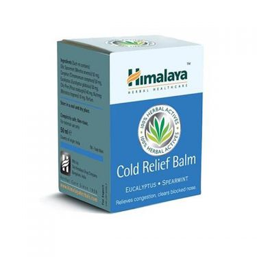 Cold balm Indian natural Himalaya