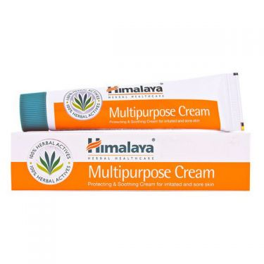 Multipurpose cream Indian herbal Himalaya