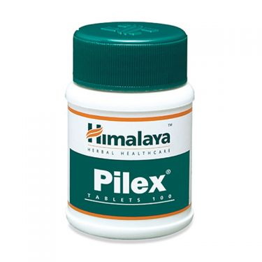 Herbal healthcare Pilex Himalaya