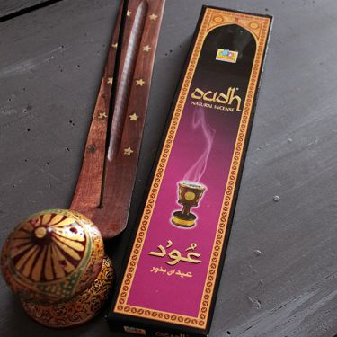 Indian Incense sticks oudh wood