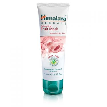 Natural regenerating fruits mask Himalaya