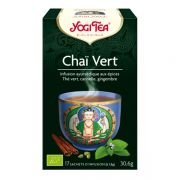Yogi Tea Green Chai organic herbals tea