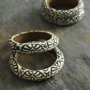Wooden Indian ethnic bangle