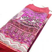 Indian handicraft wall hanging pink
