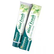 Herbal toothpaste mint fresh Himalaya