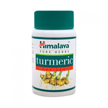 Herbal healthcare Turmeric Himalaya