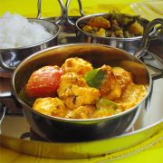Indian dishes Karai Pack