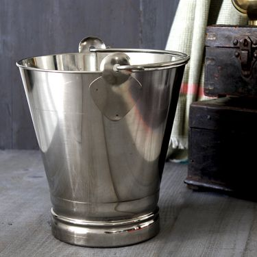 Indian stainless steel bucket Balti