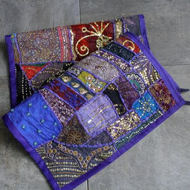 Indian wall hangings and carpets